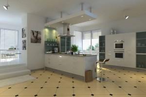 circle-one-poggenpohl-kitchen | Circle One | Visual