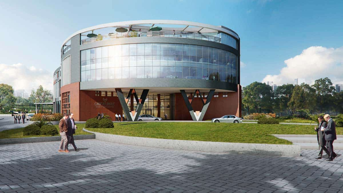Orion Park at Phoenix Market City, Kurla